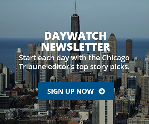 Daywatch newsletters, Sign up for free