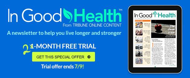 In Good Health newsletter